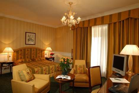 Hôtel Plaza Lucchesi  4* - FLORENCE - ITALIE