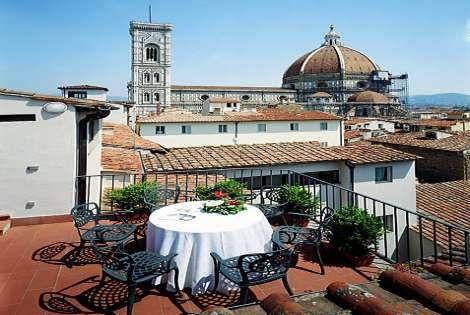 Hôtel Brunelleschi 4* sup - FLORENCE - ITALIE