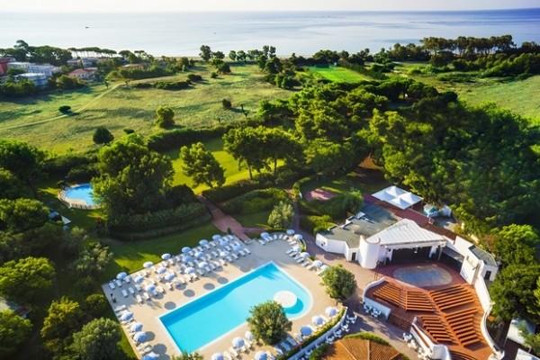Vue panoramique - Hôtel Valtur Simeri 4*