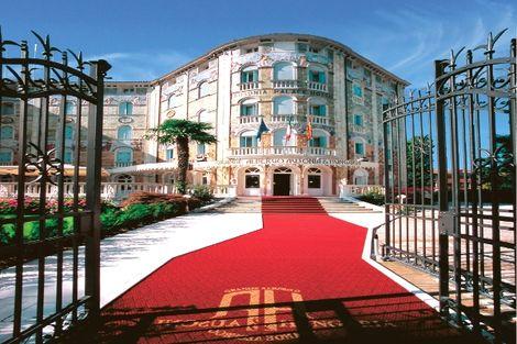 Hôtel Grande Albergo Ausonia & Hungaria 4* sup - LIDO DE VENISE - ITALIE