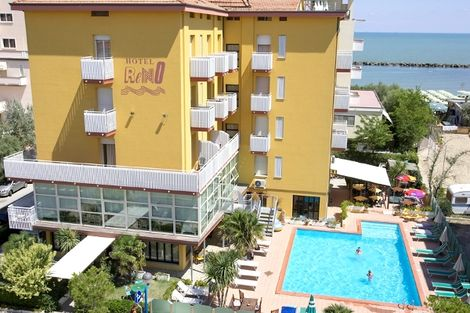 Hôtel Reno 3* - LIDO DI SAVIO - ITALIE