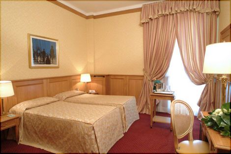 Hôtel Clodio 4* - ROME - ITALIE