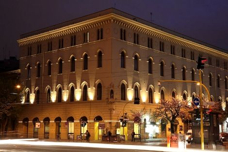 Hôtel Milton 4* - ROME - ITALIE