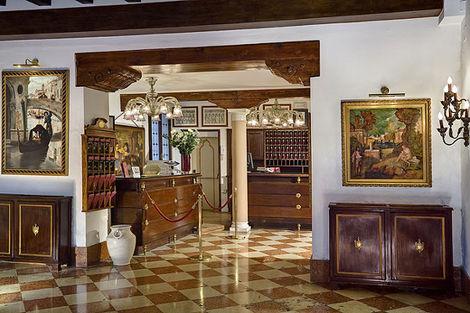 Hôtel Hôtel Giorgione Coup de coeur 4* - VENISE - ITALIE