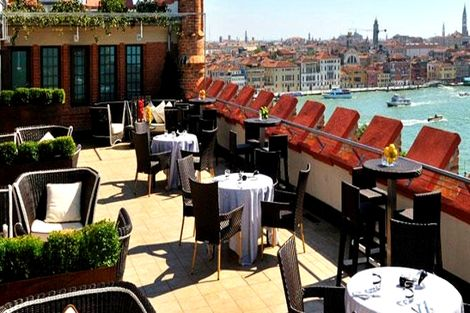 Hôtel Molino Stucky Hilton 5* - VENISE - ITALIE