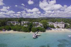 Jamaique-Kingston, Hôtel Sandals Royal Plantation