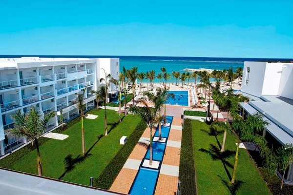 Vue panoramique - Hôtel Riu Palace Jamaica Adult Only 5*