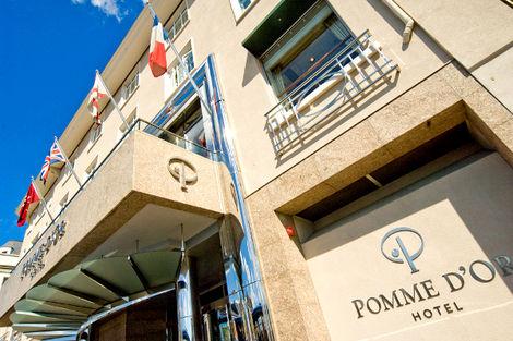 Hôtel La Pomme d'or 4* - JERSEY - ROYAUME-UNI