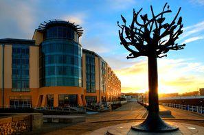 Jersey - Jersey, Hôtel Radisson Blu Waterfront Hotel - En Ferry