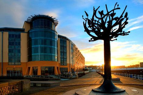 Hôtel Radisson Blu Waterfront Hotel 4* - JERSEY - ROYAUME-UNI