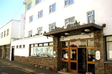 Hôtel Stafford 2* - JERSEY - ROYAUME-UNI