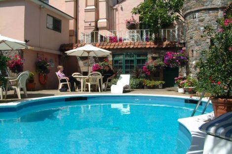 Hôtel Revere Hotel 3* - JERSEY - ROYAUME-UNI