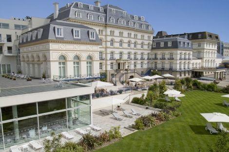 Hôtel Hotel de France 4* - SAINT-HELIER  - ROYAUME-UNI