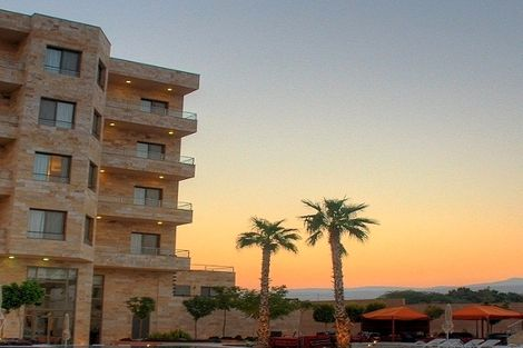 Hôtel Winter Walley Warwick Resort & Spa  4* - AMMAN - JORDANIE
