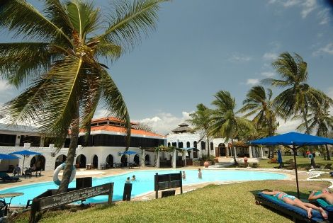 Hôtel Indian Ocean Beach Club 4* - MOMBASA - KENYA
