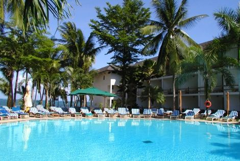 Hôtel Traveller's Beach 4* - MOMBASA - KENYA