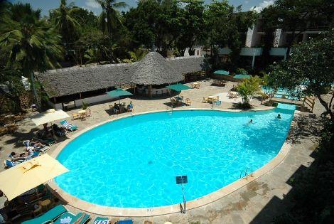 Hôtel Traveller's Club 4* - MOMBASA - KENYA
