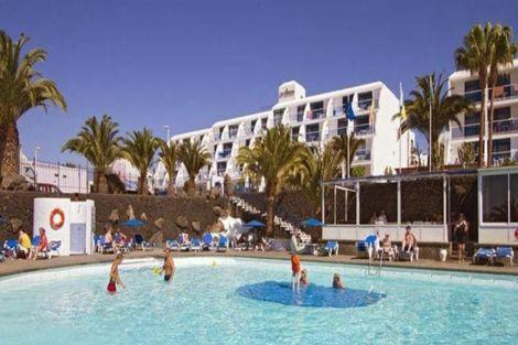 Hôtel Los Hibiscos Appartement 3* - ARRECIFE - ESPAGNE