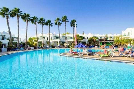 Hôtel Marmara Playa Blanca 3* - ARRECIFE - ESPAGNE