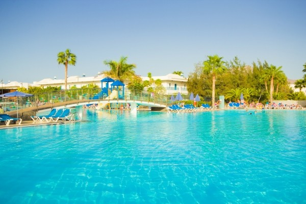 Piscine - THB Tropical Island 4*