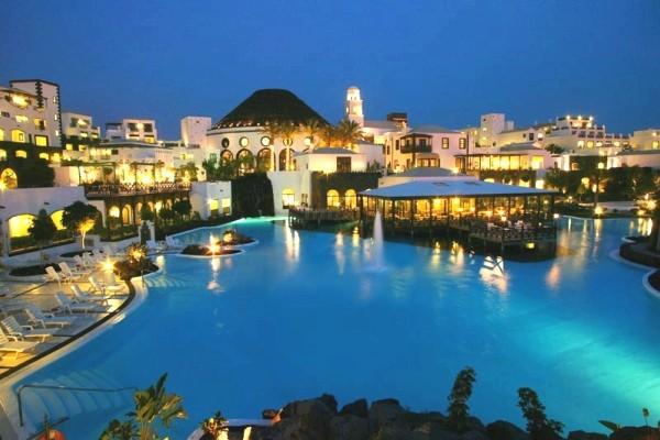Vue panoramique - Hôtel Volcan Lanzarote 5*
