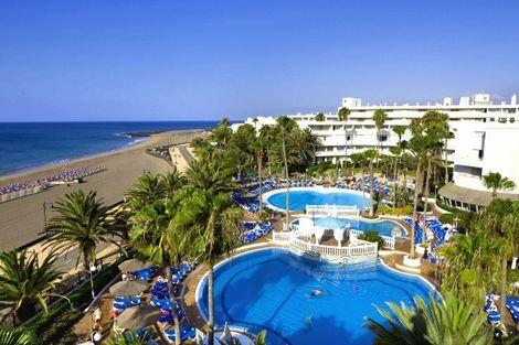 Hôtel Sol Lanzarote 4* - LANZAROTE - ESPAGNE