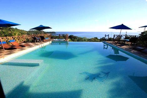 Hôtel Le Grand Bleu 2* - ANDILANA - MADAGASCAR
