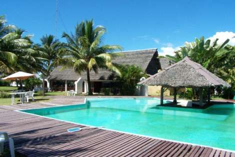 Hôtel Manda Beach 2* - TAMATAVE - MADAGASCAR