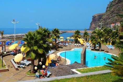 Hôtel Calheta Beach 4* - CALHETA - PORTUGAL
