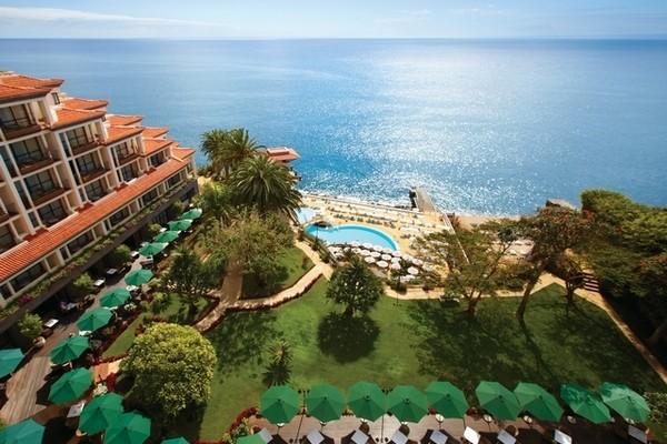 (fictif) - Hôtel The Cliff Bay 5*