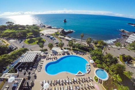 Vue de haut - Melia Madeira Mare Resort & Spa