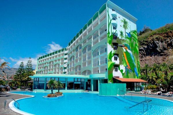 Facade - Hôtel Pestana Ocean Bay 4*