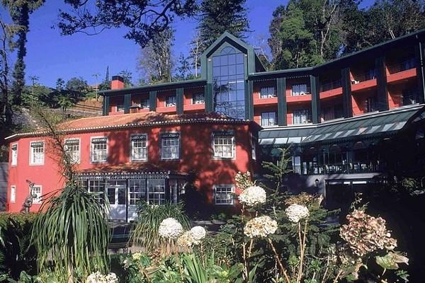 Facade - Hôtel Quinta Do Monte 5*
