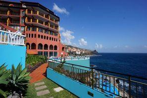 Madère-Funchal, Hôtel Royal Orchid