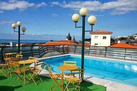 Hôtel Do Carmo 4* - FUNCHAL - PORTUGAL