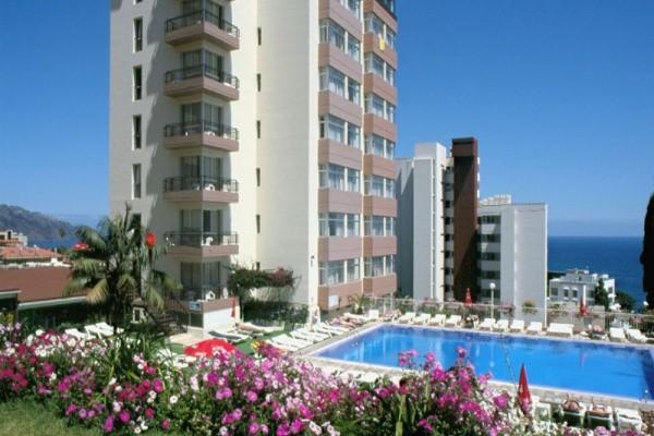 Piscine - Hôtel Dorisol : Buganvilia / Mimosa 3*