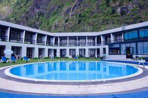Madère-Funchal, Hôtel Estalagem do Mar