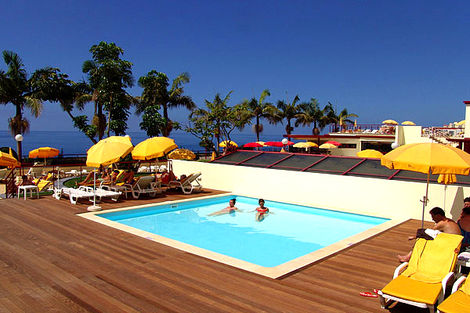 Four Views Monumental Lido 4* - FUNCHAL - PORTUGAL