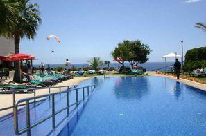 Madère - Funchal, Hôtel Golden Résidence - Funchal, Plage