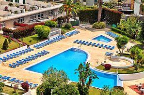 Madère-Funchal, Hôtel Jardins d'Ajuda