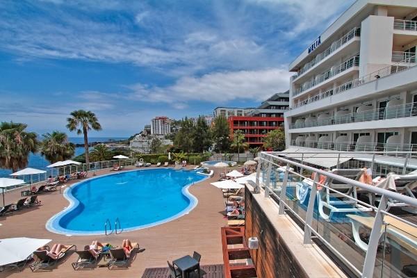 Piscine - Hôtel Melia Madeira Mare Resort & Spa 5*