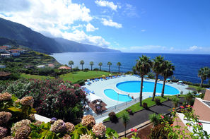 Madère-Funchal, Monte Mar - Ponta Delgada