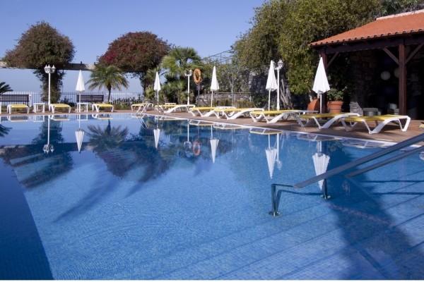 Piscine - Hôtel Ocean Gardens 4*
