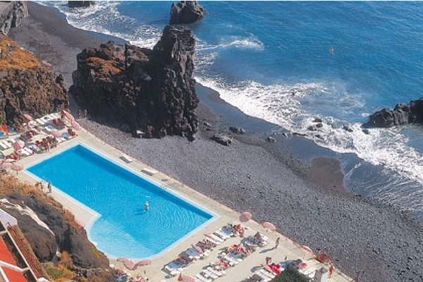 Piscine - Hôtel Orca Praia 3*
