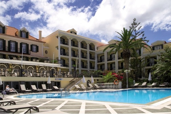 Piscine - Hôtel Quinta Bela Sao Tiago 4*