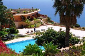Madère-Funchal, Hôtel Quinta Splendida