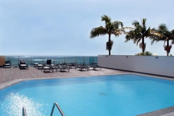 Piscine - Hôtel The Lince Madeira Lido Atlantic 4*