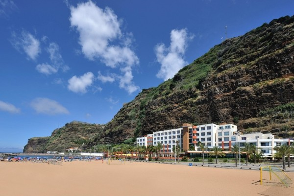 Plage - Hôtel Savoy Calheta Beach 4*