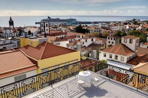 Madère - Funchal, Hôtel Orquidea