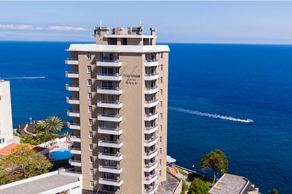 Vue panoramique - Hôtel Duas Torres 4*